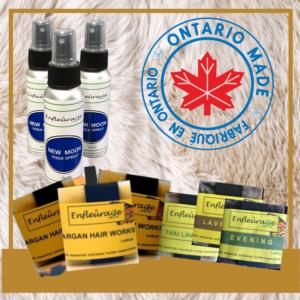 Enfleurage Organics Ontario Made